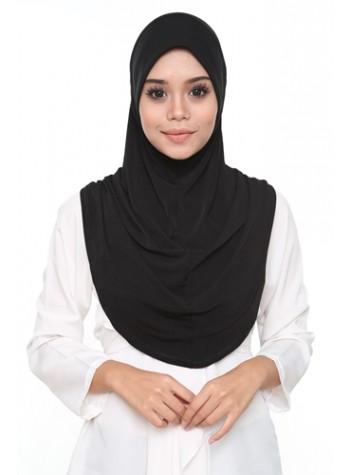 Basic Hijab Black