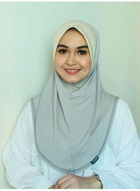 Basic Hijab Vanilla