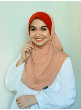 Basic Hijab Sand Stone