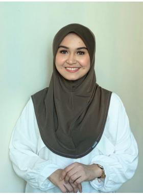 Basic Hijab Cedar