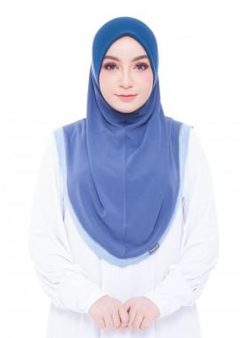 Haseena Basic Hijab - Blue Moon