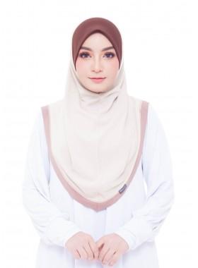 Haseena Basic Hijab - Sandcastle